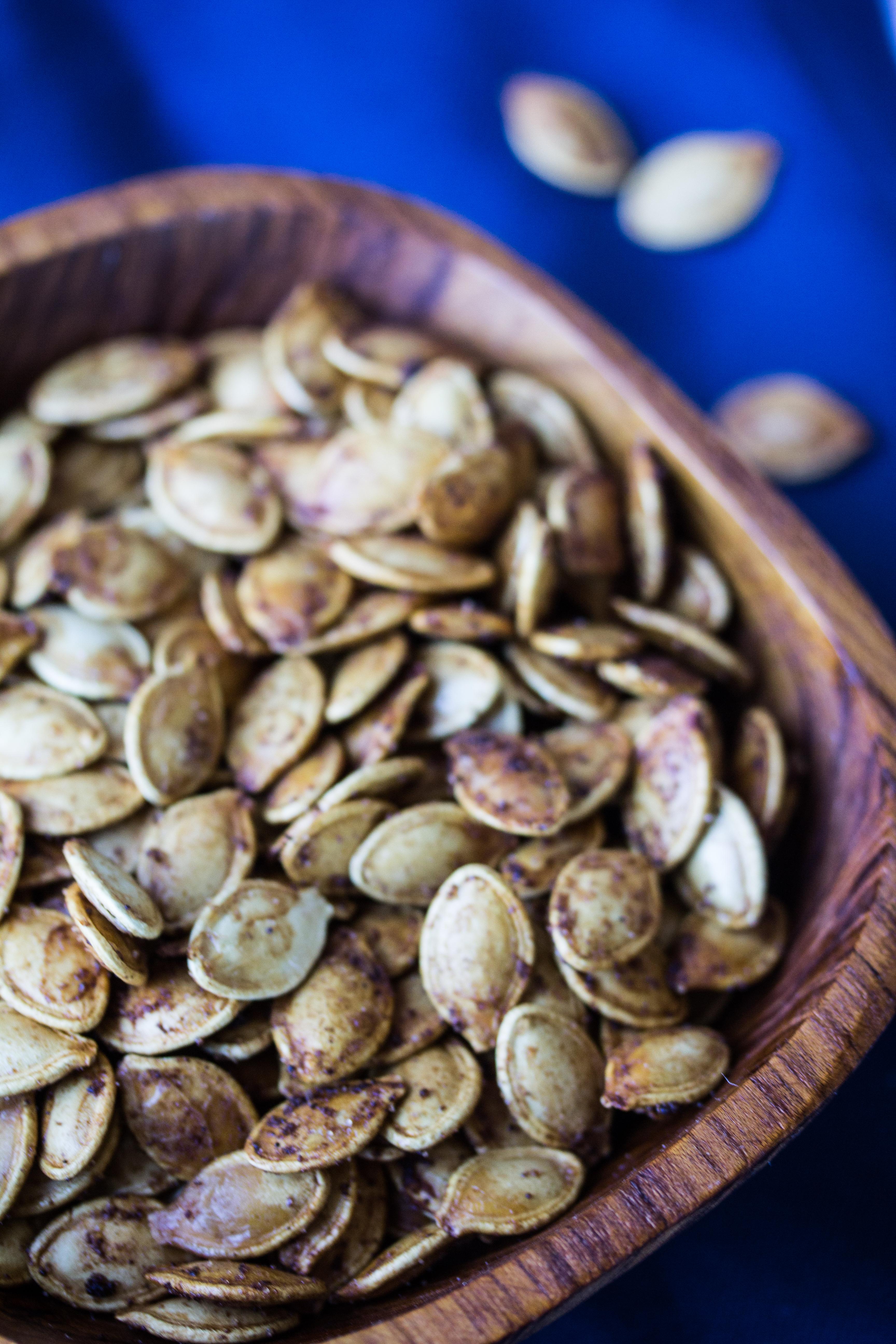 pumpkin seeds worcestershire